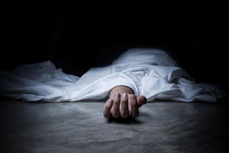 घाम ताप्ने क्रममा लड्दा शिक्षकको मृत्यु