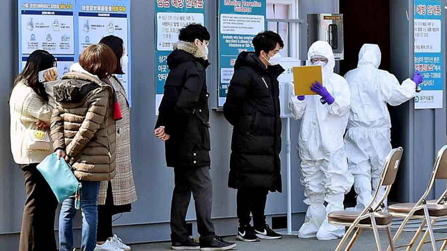 जापानले कोभिड सङ्क्रमण परीक्षण पाँच मिनेटमै गर्ने प्रविधि पत्ता लगायो