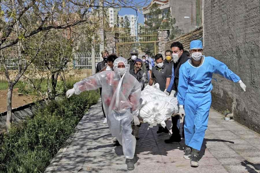 कोरोनाका कारण विश्वभर ३३ लाख ३३ हजार मानिसको मृत्यु