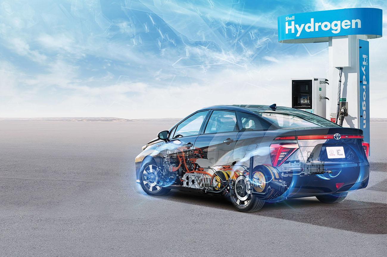 विद्युतीय सवारीको प्रतिस्पर्धामा हाइड्रोजन गाडी, विश्व बजारमा मार्ला बाजी ?