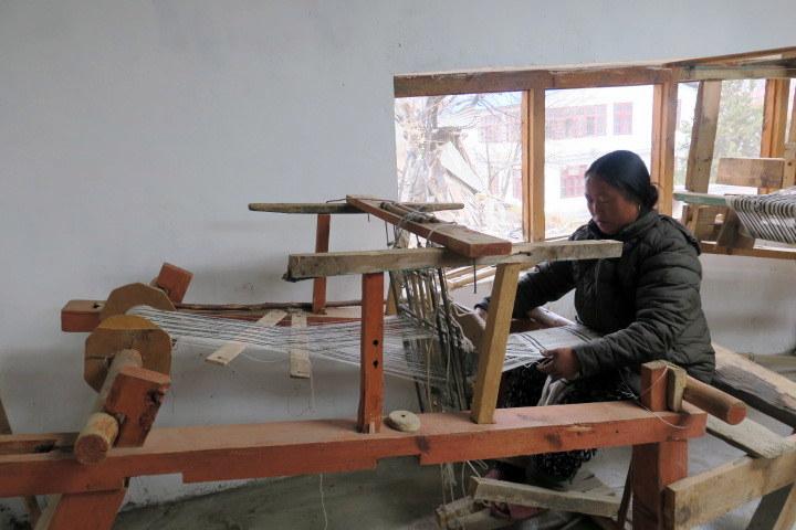 जुम्लामा ऊनको उत्पादनको माग बढ्दो' उत्पादन घट्दो