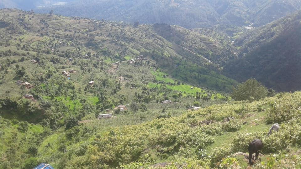 जाजरकोटको एउटा गाउँ : 'जहाँ पुरुष कोही पनि छैनन्'
