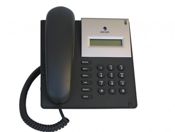 एक महिना देखी टेलिफोन सेवा अवरुद्ध