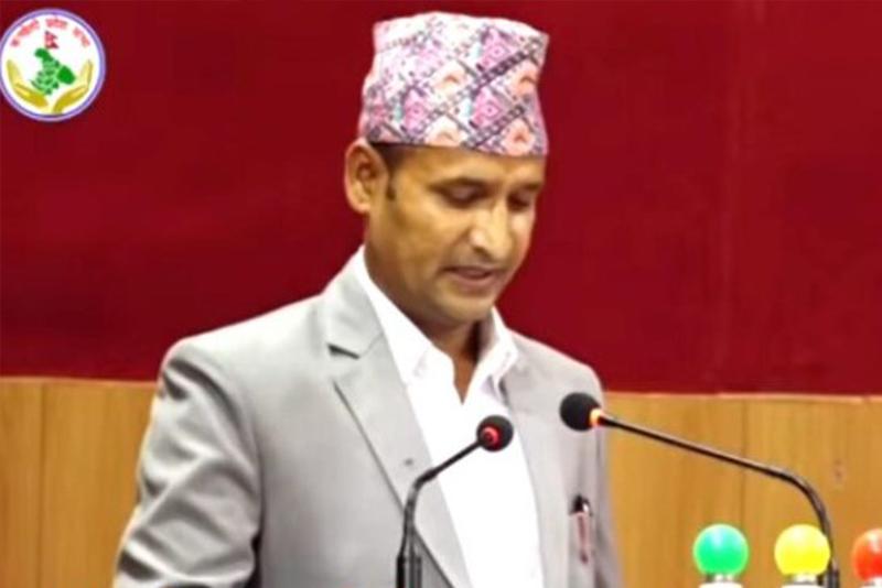 कर्णाली सरकार : २०७८÷०७९ विनियोजन विधेयक संसदमा पेश