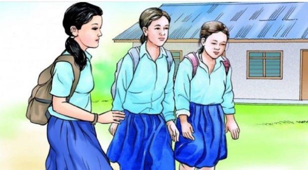 अफगानिस्तानमा एक महिनापछि विद्यालय खुले, बालिकाहरू जान नपाउने