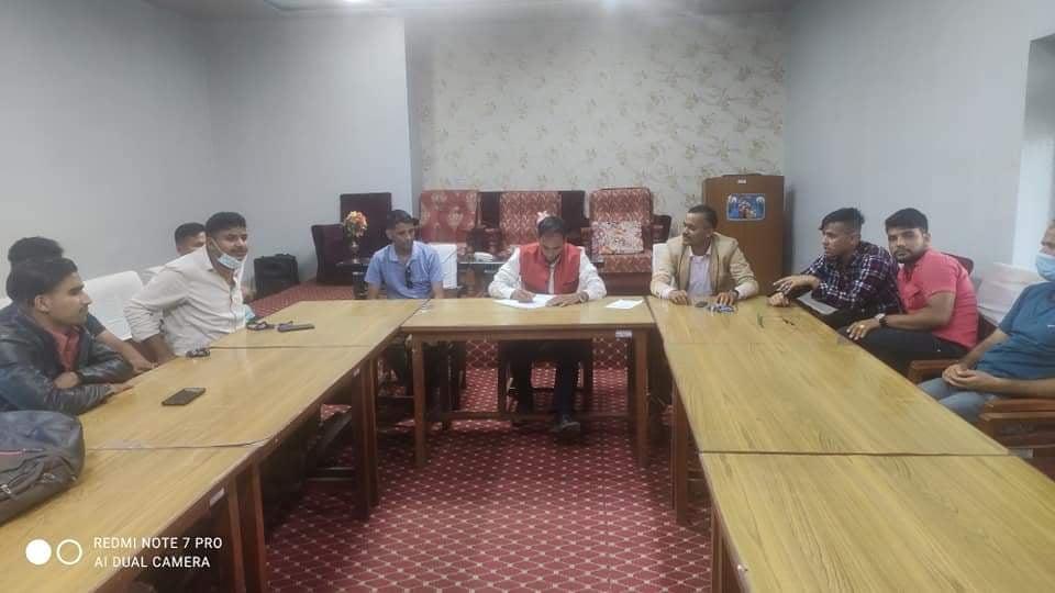 स्थानीय तह कर्मचारी हकहित मञ्च कर्णाली प्रदेशको गठन